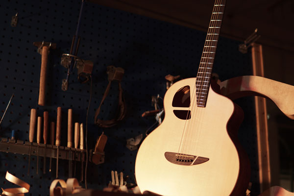 It Is a Guitar That Will Make You Fall In Love. 
