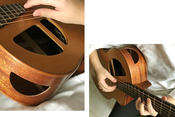 The Beaming Soundhole